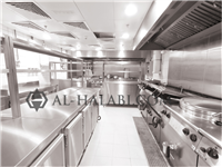 Cooking Area (Hotel Kitchen In Dubai)
